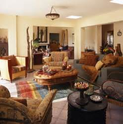 Living room details yellow contemporary southwestern living room