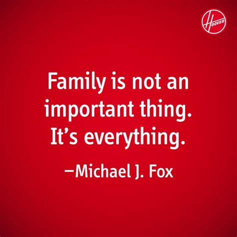 quot everything is not what quot family is not an important thing it s everything quot love