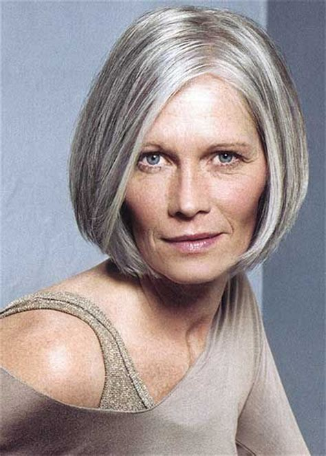 hair length for weak jaw 5382 best images about glorious grey on pinterest helen