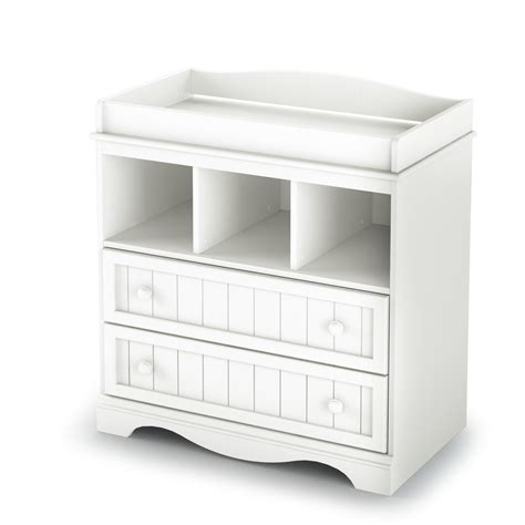 south shore changing table south shore jaelyn 2 drawer changing table changing