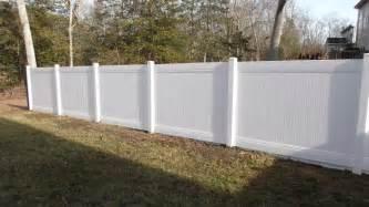 decorative privacy fence vinyl fence vinyl picket fence in egg harbor township nj