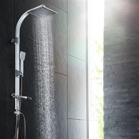 doccia pioggia sistema doccia a pioggia colonna doccia doccetta bagno