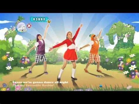 Just Dance Kids 2 Crocodile Rock - YouTube   dans   Pinterest