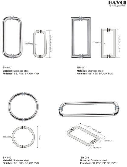 Pull Handle Hplt Grc 001 Sss bathroom pull handle glass hardware manufacturers