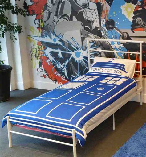 dr who bed set home furniture design