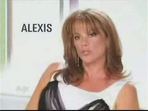 alexis on general hospital new haircut alexis on general hospital soapnet character promo alexis