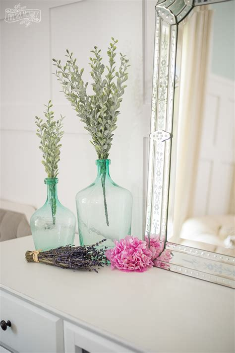 Pink And Teal Curtains Decorating The Magic Of Accessories Our Summer Dining Room Decor The Diy