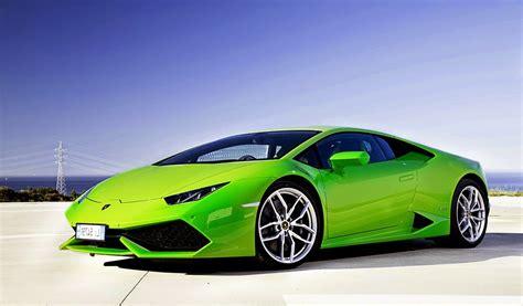 Lamborghini Huracan Green 2015 Lamborghini Huracan Green Lp 610 4 Concept Sport