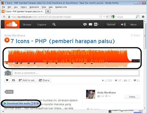 download mp3 from soundcloud firefox cara download file soundcloud via mozilla firefox dan idm