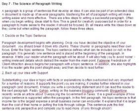Wordsmith A Guide To Paragraphs And Essays Ebook by Day 8 The Of Paragraph Writing Working Words