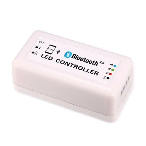 Led Controller bluetooth rgb led controller for led led module support bluetooth version 4 0 iphone 4s