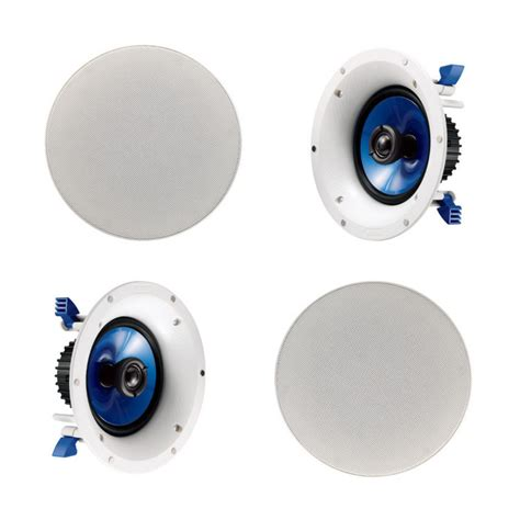 Yamaha 8 Inch Ceiling Speakers yamaha ns ic800 8 inch coaxial ceiling speakers pair at