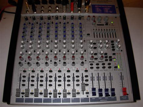 Mixer Alto L12 alto professional l12 image 522811 audiofanzine