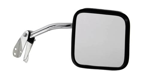 Jeep Yj Mirrors Cipa Custom Towing Mirrors For Jeep Yj 1990 Cm44551