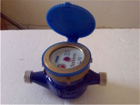 Meteran Air Amico 1 1 2 Drat Aif612 jual meter meteran air alat pam pdam flow meter