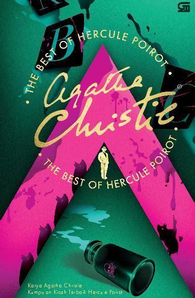 Buku Kumpulan Kisah jual buku karya agatha christie kumpulan kisah terbaik