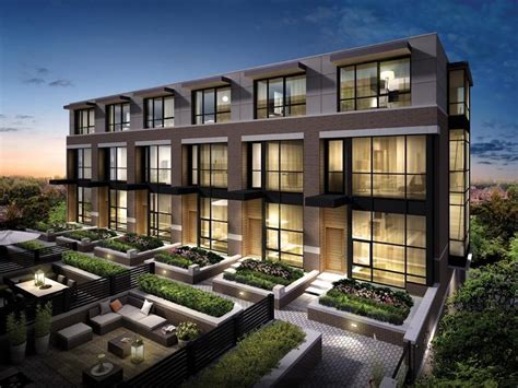 Contemporary Townhouse | modern townhomes google search design multifam