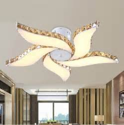 Crystal Light Coupons Popular Flower Light Fixtures From China Best Selling