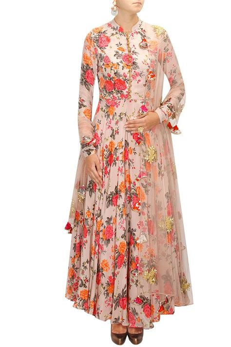 Set Flowery Dress 768 best anarkali s images on indian gowns