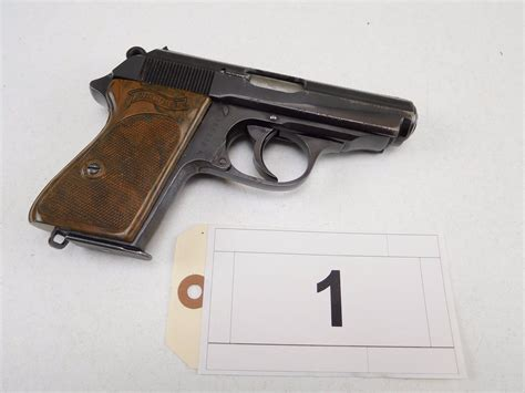 Walther Model Ppk