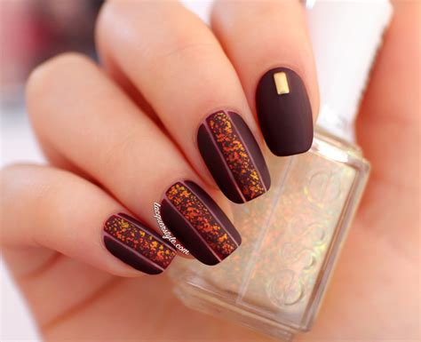 Cat Kuku Zoya nail matte how you can do it at home pictures