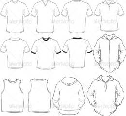 male blank shirts template polos short sleeves and
