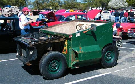 Car Dumpster by Grm Challenge Budget Question Trash Picking Grassroots