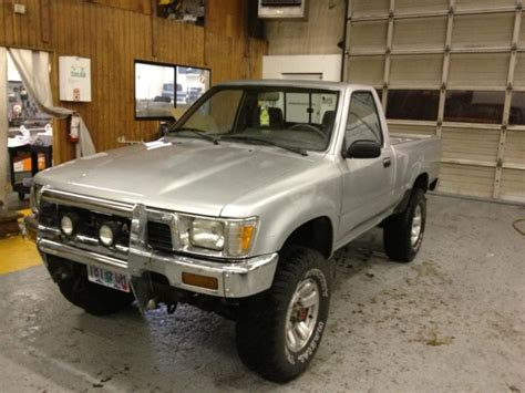 1990 Toyota Tacoma Or 1990 Toyota Tacoma 4x4 5 Speed 4cyl 22re Honda Tech