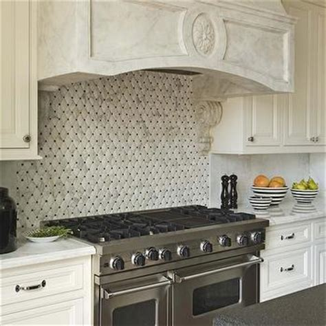 quilted backsplash transitional kitchen emily