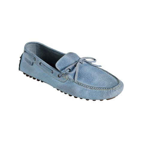 cole haan driving shoes cole haan air grant driver shoes in blue for