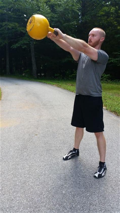 2 handed kettlebell swing 10 kettlebell dangers debunked physical living