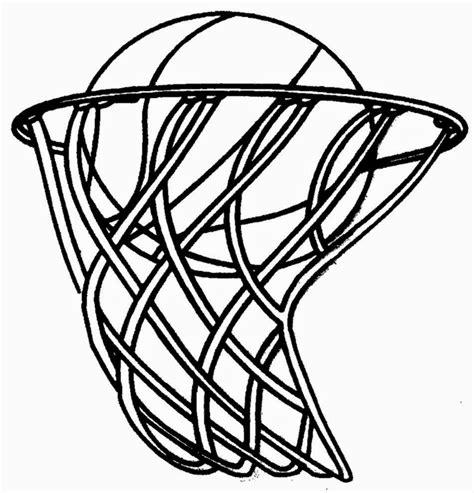 coloring page basketball hoop basketball coloring sheets free coloring sheet