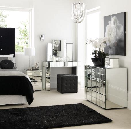 Lush Fab Glam: Home Decor: Go Glam With Modern and Vintage Silver Furniture. Silver