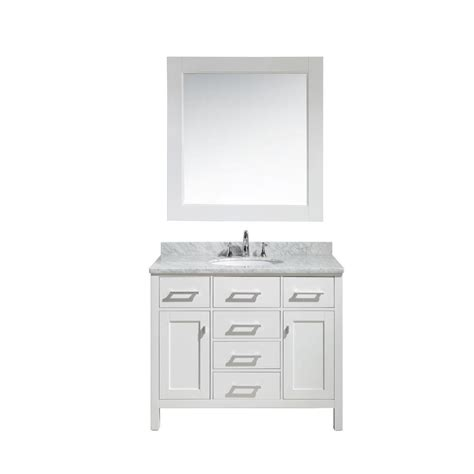 design element two london 36 in w x 22 in d vanity in design element london 42 in w x 22 in d x 35 5 in h