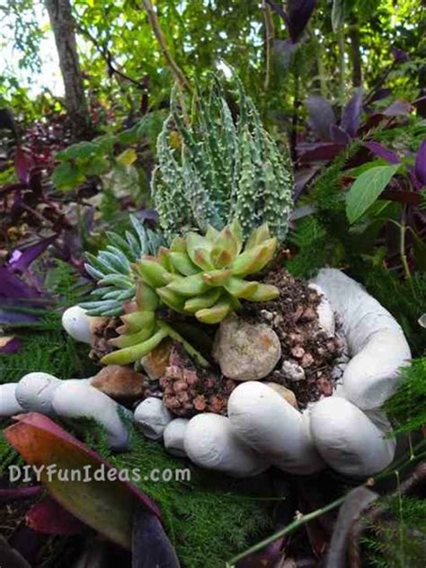 Do It Yourself Planters by Concrete Planter