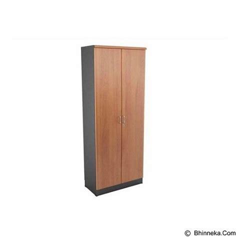 Lemari Kayu Lapis jual uno lemari arsip tinggi pintu kayu 4 ruang ust 4552
