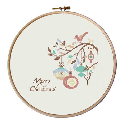 christmas patterns modern christmas ornaments modern christmas cross stitch cross