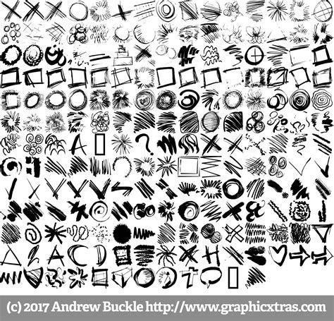 doodle sketch font doodle sketch fonts royalty free