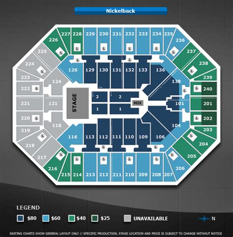 target center floor plan nickelback 2015 thumb map jpg