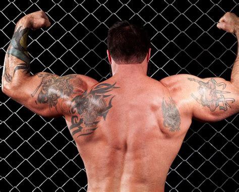 tattoo bodybuilder spots for