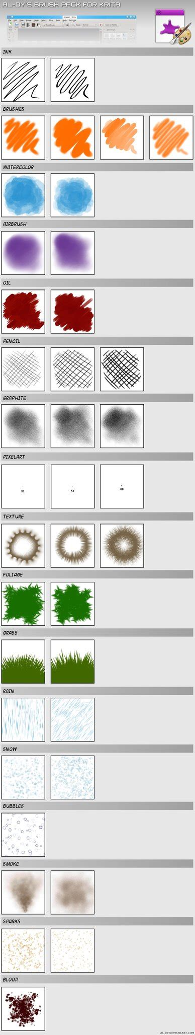 krita pattern brush aldys brush pack for krita by al dy on deviantart