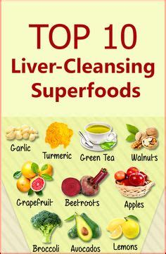 Best Detox Foods For Test by How To Cleanse The Human Liver Of Toxins Fatty Liver