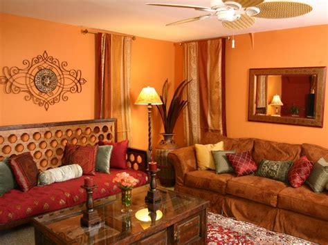 Indian Inspired Living Room by Photo Page Hgtv