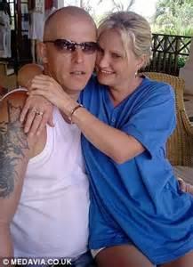 Ex couple meet again