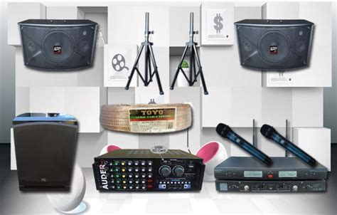 Daftar Mixer Audio Sound System alat karaoke d daftar sound system platinum audio sound