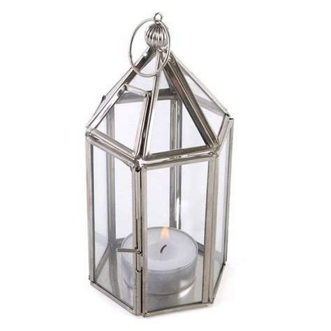 glass tea light lanterns 1000 ideas about tea light lanterns on tea