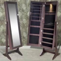 la boutique en ligne armoire 224 bijoux sur pied avec miroir
