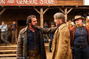 cowboy film with eric cantona the salvation review by brian viner daily mail online