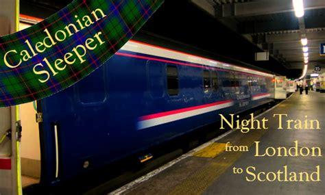Sleeper Trains Scotland by Frog