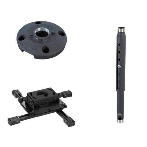 Projector Ceiling Mount Kit by Chief Kitpd012018 Projector Ceiling Mount Kit